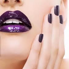 glamour de la bouche a l'ongle